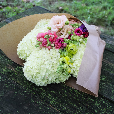 The Summer Love Bouquet