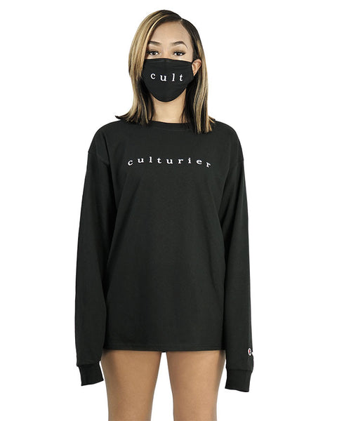 culturier® on champion LSW. [Black]