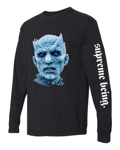 culturier Night King Supreme Being. (Black)