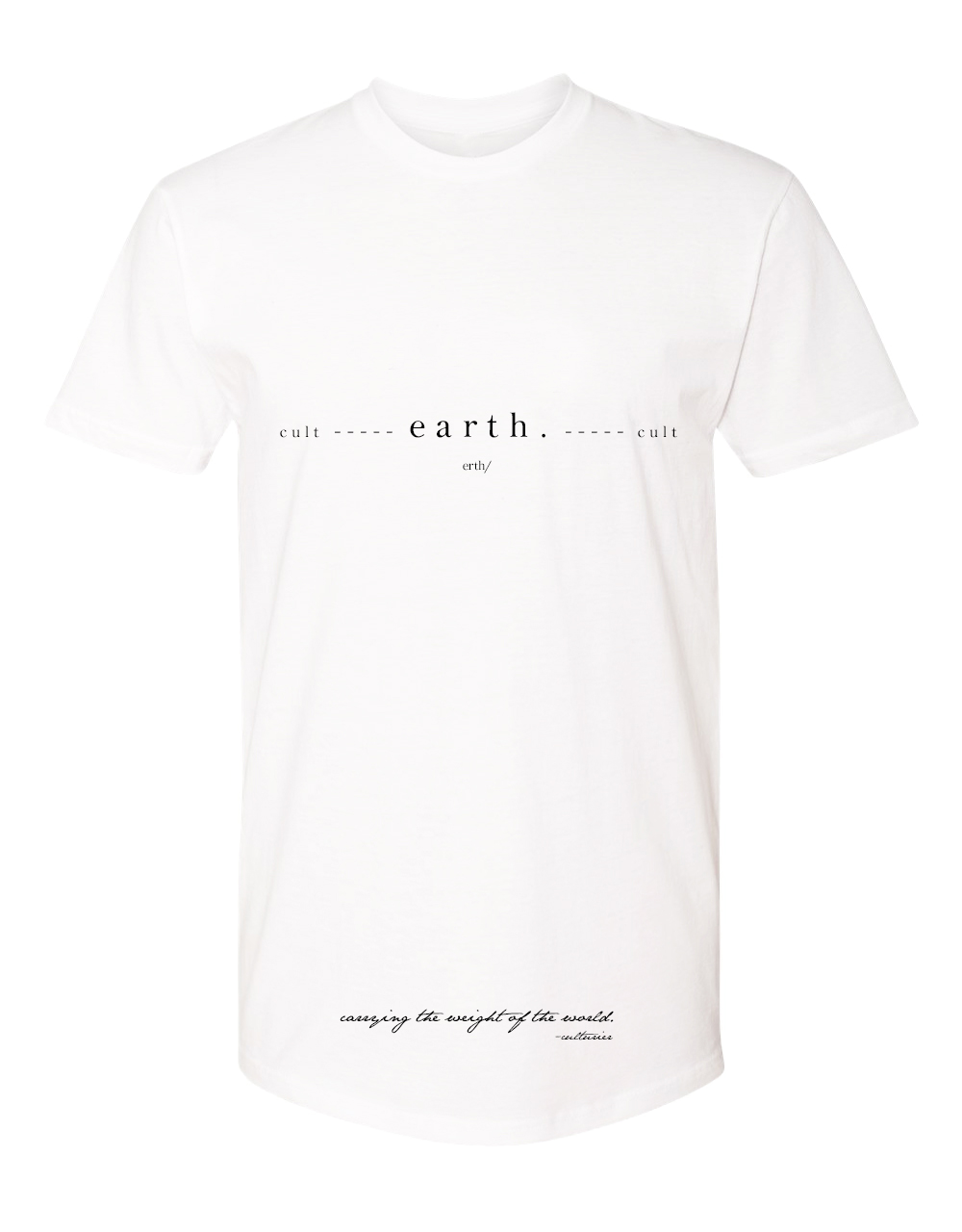earth scoop bottom. SS [white]