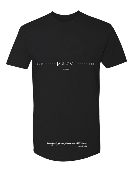 pure scoop bottom. SS [black]