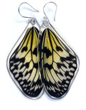 Butterfly Earrings, Paper Kite Butterfly , Top Wing
