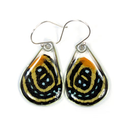0547 Butterfly Wing Earrings, BD Butterfly, bottom wings