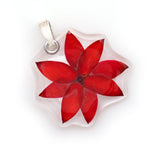 69213 Lucky Star Flower Pendant