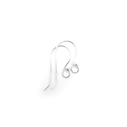 Sterling silver earring wires (pair)