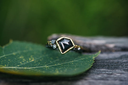 OOAK rings are exactly that: unique, special and one-of-a-kind