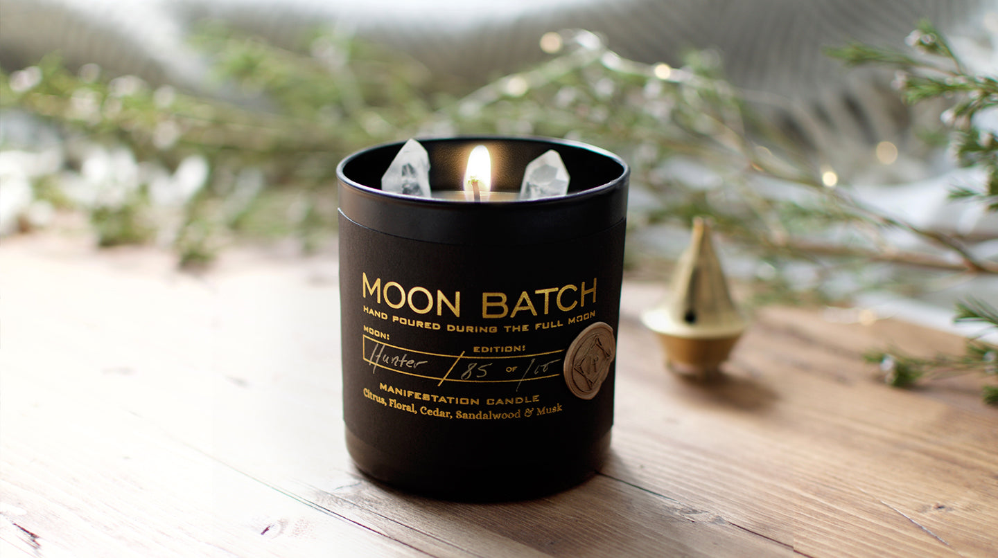 Moon Batch Candles