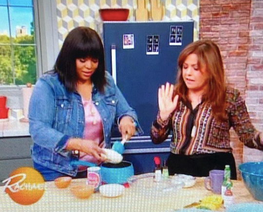 Rachael Ray Wears KMJ