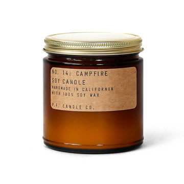 P.F. Candle Co - Campfire 7.2oz Soy Candle