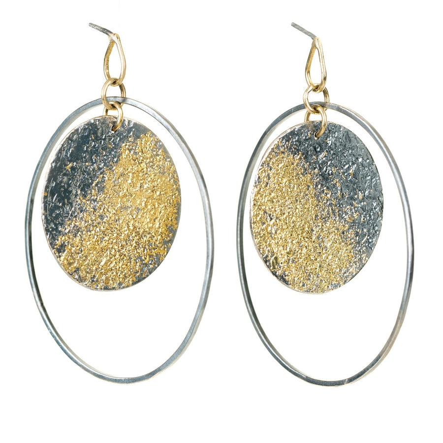 Solar Orbit Earrings