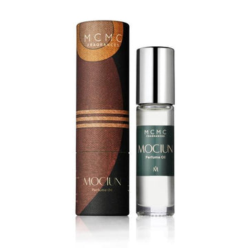 Mociun #3 - 9ml perfume oil - Rose Water/Santal/Egyptian Musk