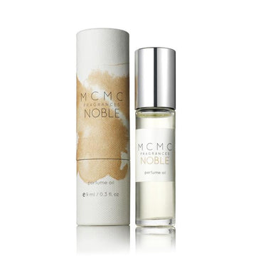 Noble - 9ml perfume oil - Indian Jasmine/Incense/Haitian Vetiver/Amber/Musk