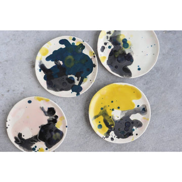 Splatter Ring Dish - Ceramics