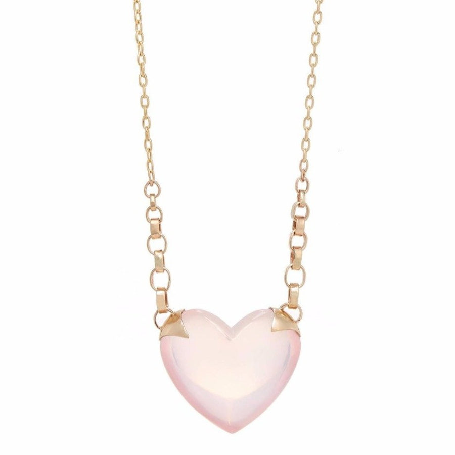 Shackled Heart Necklace