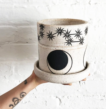 Planter: Moon Phase Constellations - Small