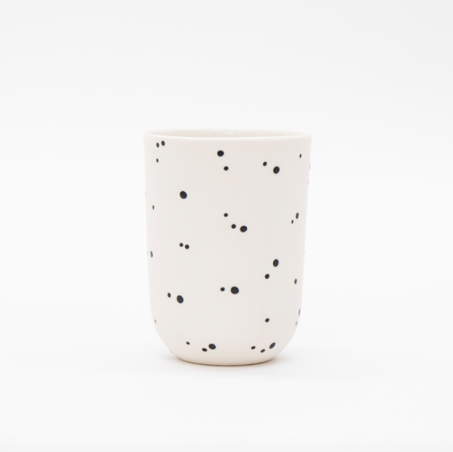 Tall Cup- Dot