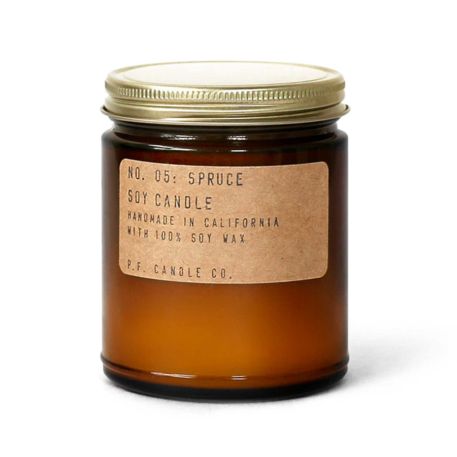 P.F. Candle Co - Spruce 7.2oz Soy Candle