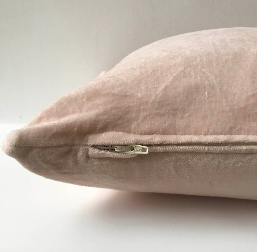Luxurious Velveteen Pillow