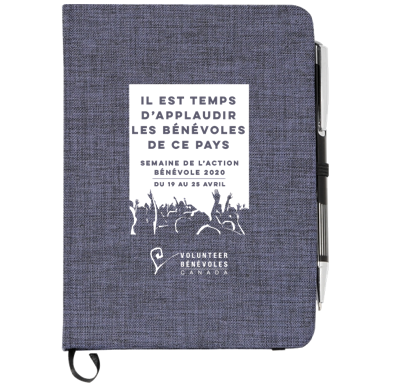 Carnet relié (français) - Notebook (French)