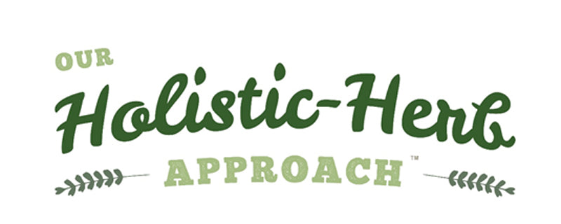 Our Holistic Herb Approach
