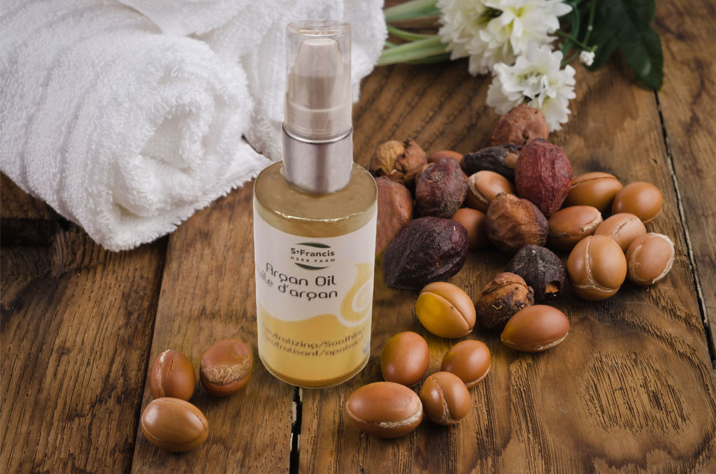 St Francis Herb Farm Argan Oil