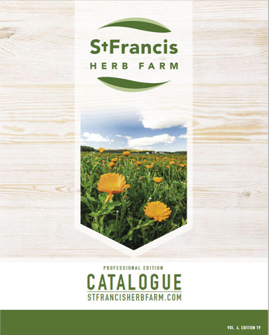 St Francis Herb Farm Professional Catalogue 2019
