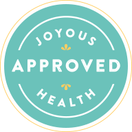 Joyous Health Approved Logo
