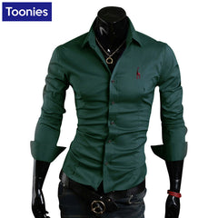 Men's Long Sleeve Casual Shirts