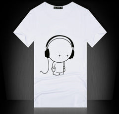 Men's Cotton O-neck T-Shirt