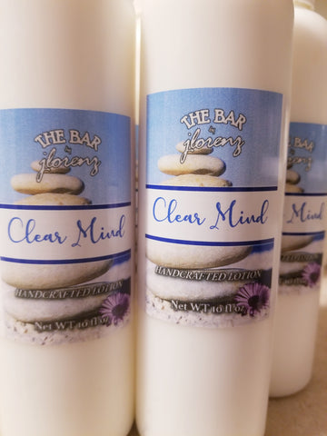 Clear Mind Lotion