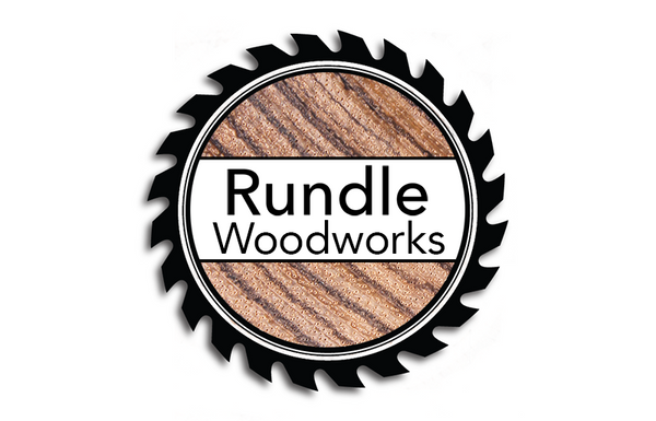 Knife Handle logo Exotic Knife Scales | Rundle Woodworks