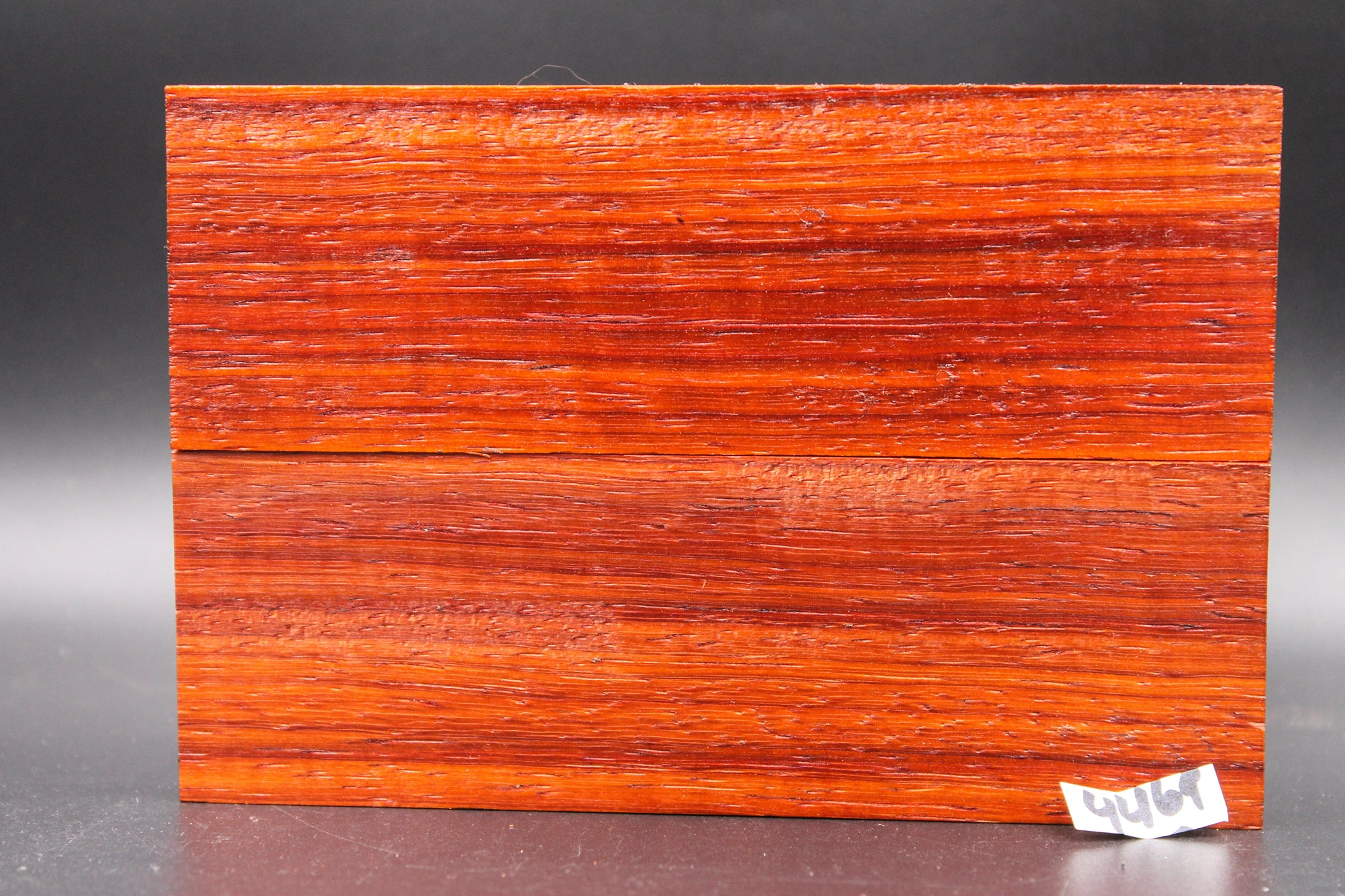 Rare Exotic Padauk Wood Knife Scales, Wood Blank Handle, Pistol Grips 4469 - Exotic Knife Scales | Rundle Woodworks