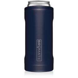 BRUMATE - Hopsulator Slim | Matte Navy - The Cabana