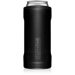 BRUMATE - Hopsulator Slim | Matte Black - The Cabana