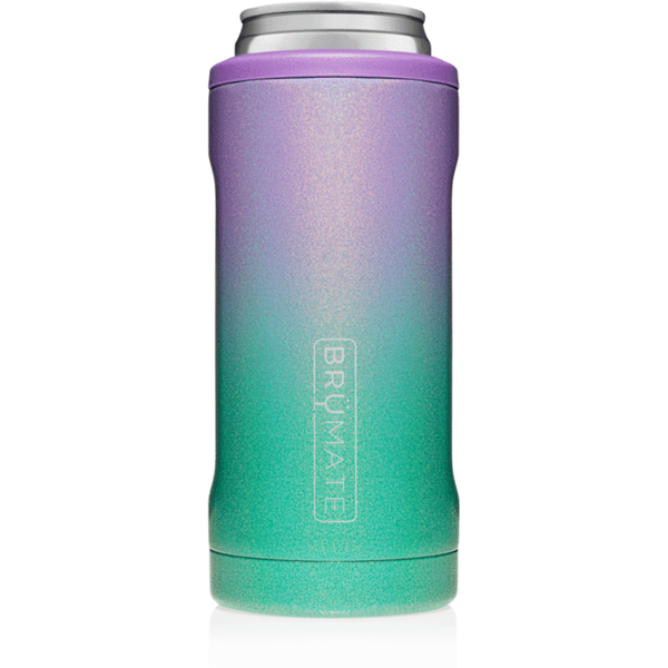 BRUMATE - Hopsulator Slim | Glitter Mermaid - The Cabana