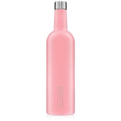 BRUMATE - Winesulator 25oz Wine Canteen | Blush - The Cabana