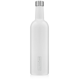 BRUMATE - Winesulator 25oz Wine Canteen | Ice White - The Cabana