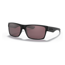 OAKLEY - TWO FACE | Matte Black w/ Prizm Daily Polarized - The Cabana