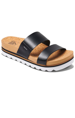 REEF - CUSHION VISTA HI | BLACK - The Cabana
