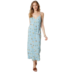 ONEILL - IZZY FLORAL DRESS | AIR BLUE - The Cabana