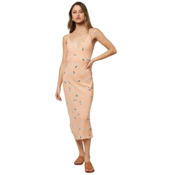 ONEILL - IZZY FLORAL DRESS | APRICOT - The Cabana