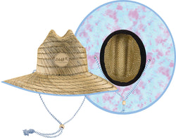 BULA - FIJI STRAW HAT | TAN - The Cabana