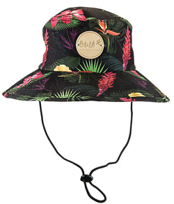 BULA - SAND SUMMER HAT | HIBISCUS - The Cabana