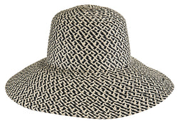 BULA - MAUI STRAW HAT | MIX BLACK - The Cabana
