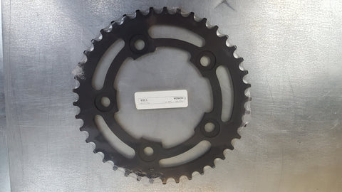 #1304-44T Rear Sprocket - CB600 CB650 CBF600 CBR600 F4 - Hard Anodized Aluminum