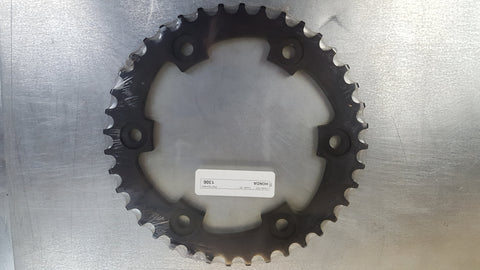 #1306-43T Rear Sprocket - CBR1000 929 RC51 VTR1000 - Hard Anodized Aluminum
