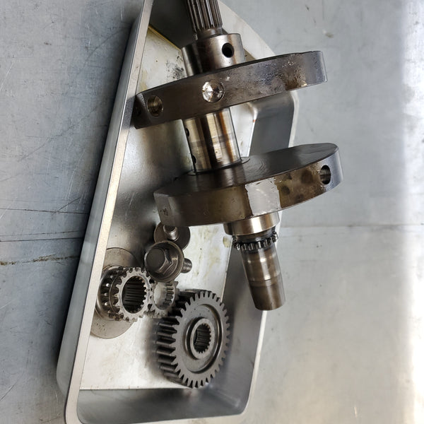 crank and related parts 99-02 sv650 1g