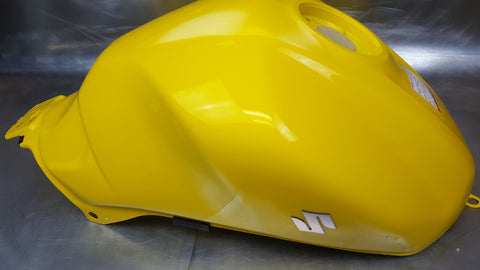 YEC 05 yellow gas tank BRAND NEW
