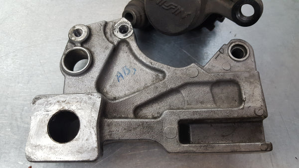 brake caliper and carrier bracket ABS 2g SV650 03+