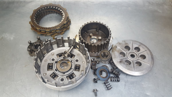 clutch basket and plates sv1000 2003+